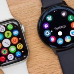 Samsung Galaxy Watch Active 2 Vs Apple Watch Series 5